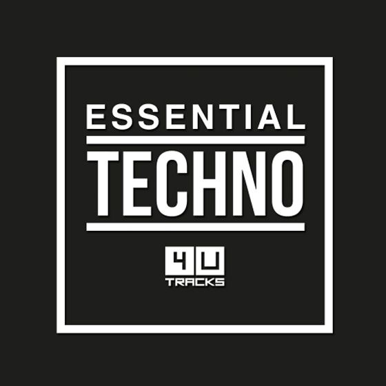 4 U Tracks — Essential Techno (WAV)