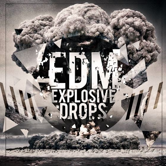 Mainroom Warehouse — EDM Explosive Drops (WAV/MIDI)