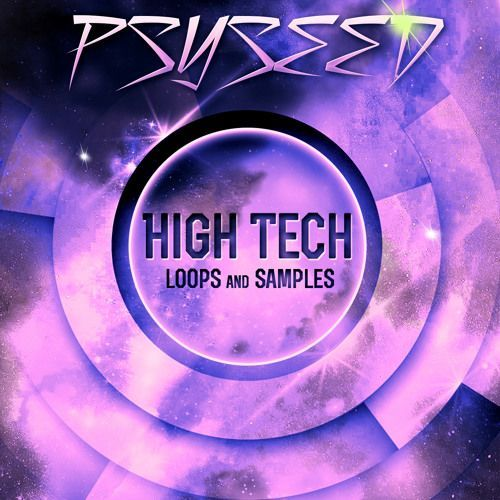 Speedsound — PsySeeD High Tech Loops And Samples (WAV)