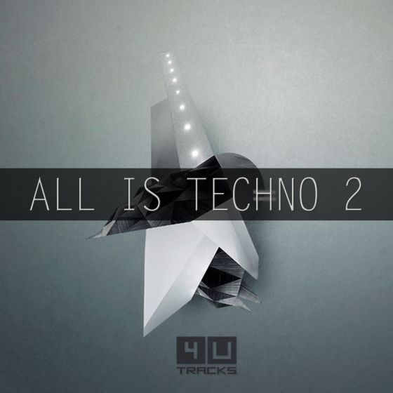 4 U Tracks — All Is Techno 2 (WAV)