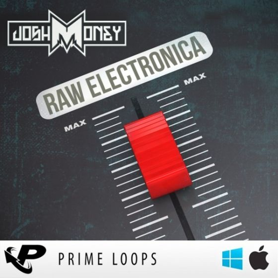 Prime Loops — Josh Money Raw Electronica (ACiD/WAV)