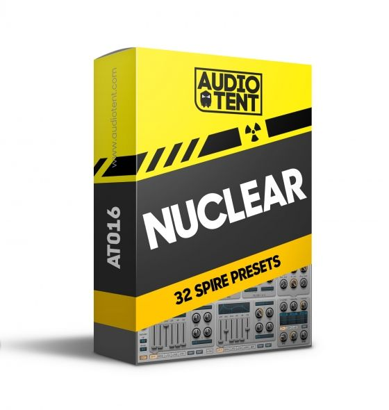 Audiotent — Nuclear (Spire)