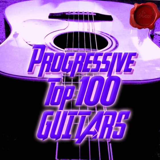 Fox Samples — Progressive Top 100 Guitars (WAV)