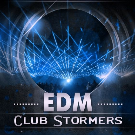 Mainstream Sounds — EDM Club Stormers (WAV/MiDi)