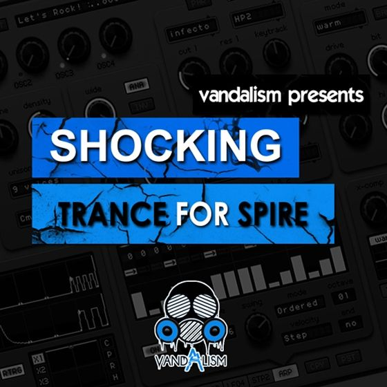 Vandalism – Sounds Shocking Trance