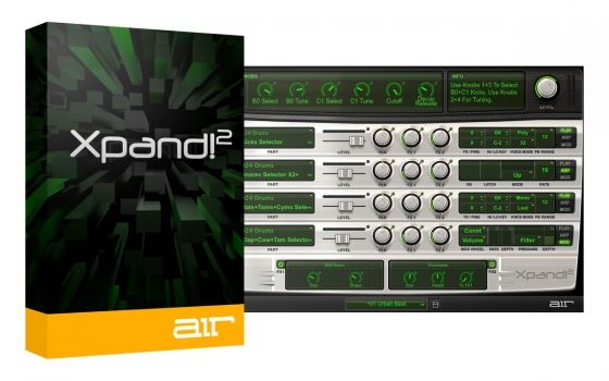 Avid — First AIR Instrument Xpand2 VSTi (x64)
