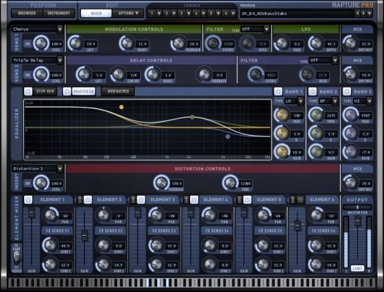 Cakewalk — Rapture Pro UP4 2.0.4.25 STANDALONE, VSTi, VSTi3 (x86 x64)