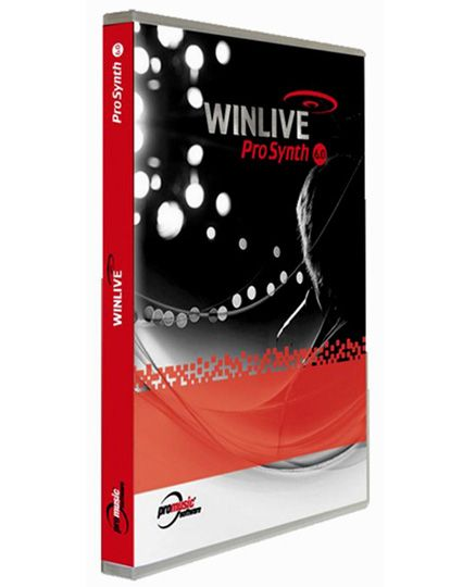 Pro Music Software – WinLive Pro Synth 6.0.0.7
