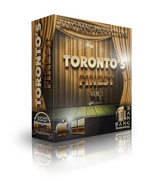 Bang Bang Productions – Toronto's Finest Vol 1