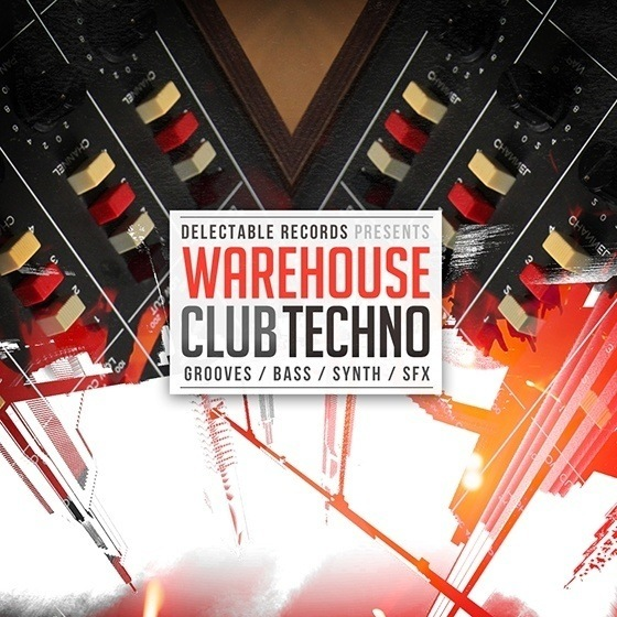 Delectable Records – Warehouse Club Techno
