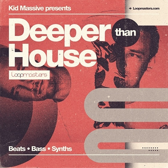 Kid Massive Deeper Than House — коллекция теплых Deep House лупов