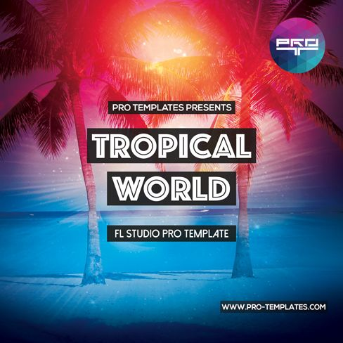 Logic Templates – Tropical World