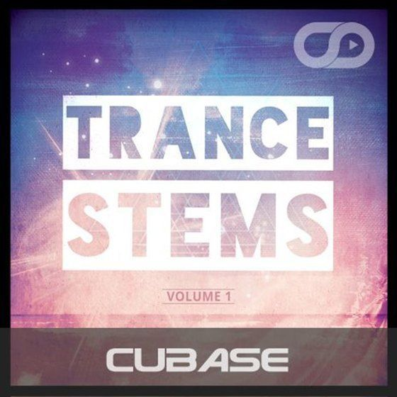 Trance Stems Volume 1 — пресеты для Cubase