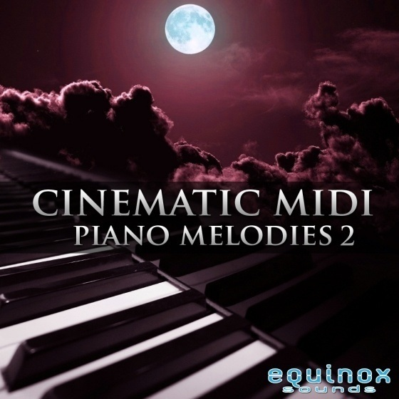 Equinox Sounds – Cinematic MIDI Piano Melodies 2