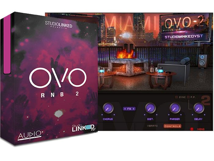 OvO RnB 2 Workstation — современный VSTi инструмент для Hip-Hop