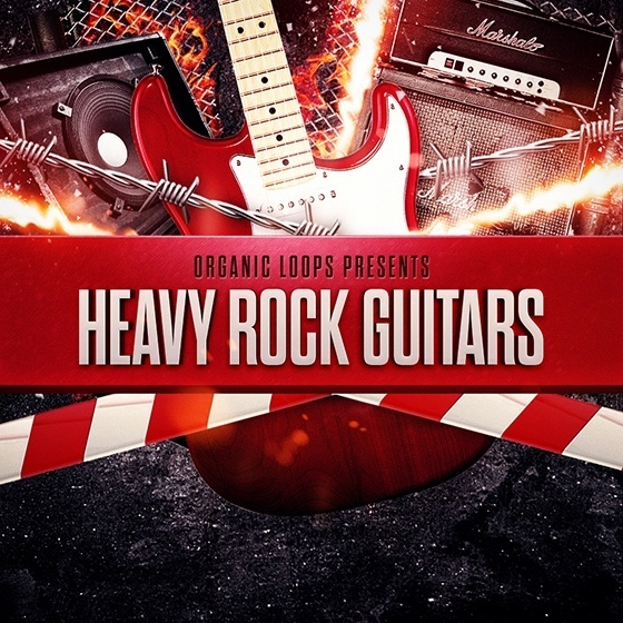 Organic Loops – Heavy Rock Guitars