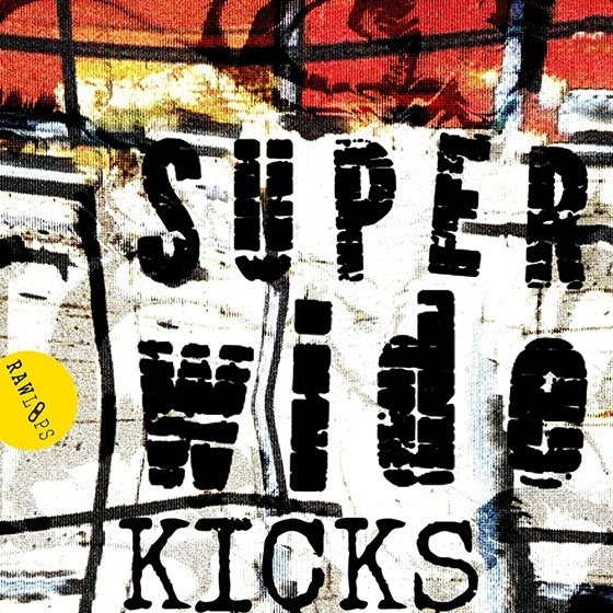 Super Wide Kick — сэмплы бас-барабанов