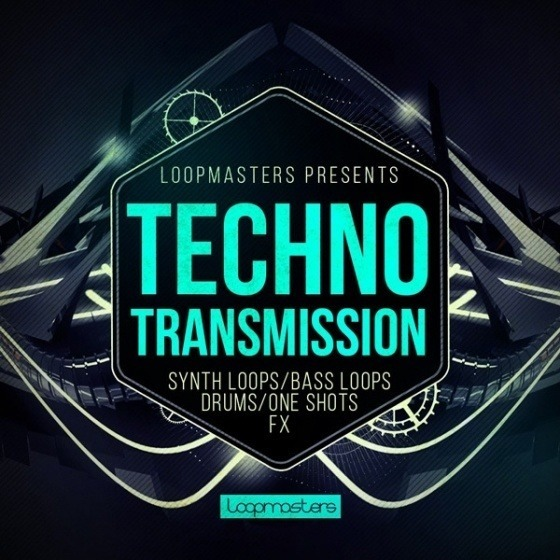 Techno Transmission — коллекция лупов, сэмплов и пресетов для Techno продюсеров