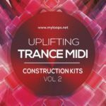 Myloops – Uplifting Trance MIDI Construction Kits Vol. 2